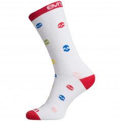 Socks SUURI Skull White
