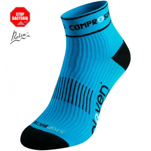 Compression socks LUCA Blue