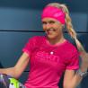 Headband ELEVEN HB Dolomiti Score pink