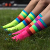 Colorful sports socks SUURI+ Fluo