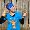Headband for running Stirnu Buks