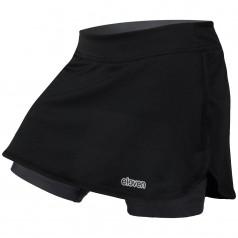 Running skirt Black Reflex