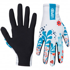 Sports gloves ELEVEN MEADOW white