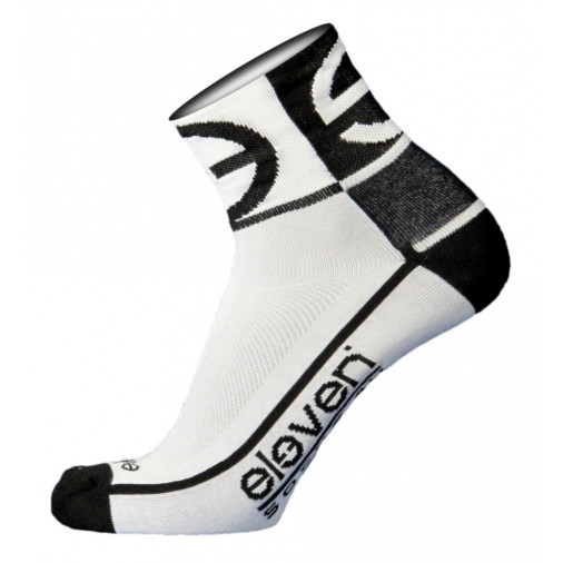 Socks HOWA HALF black/white