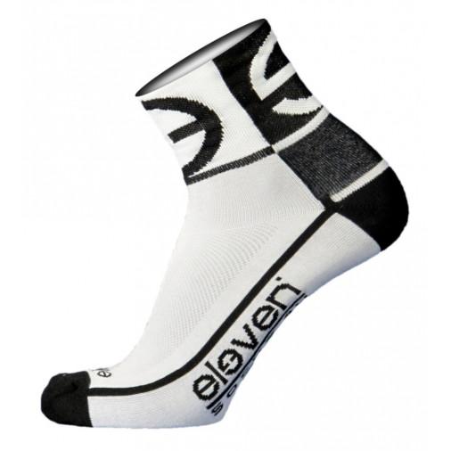 Socks HOWA HALF black/white