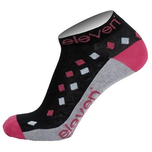 Socks LUCA RHOMB violet