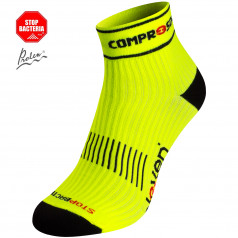 Compression socks LUCA Fluo