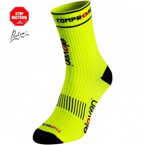 Compression socks SUURI Compress fluo