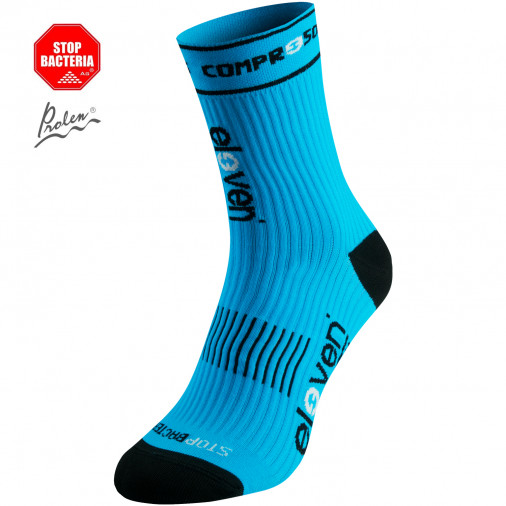 Compression socks SUURI Compress blue