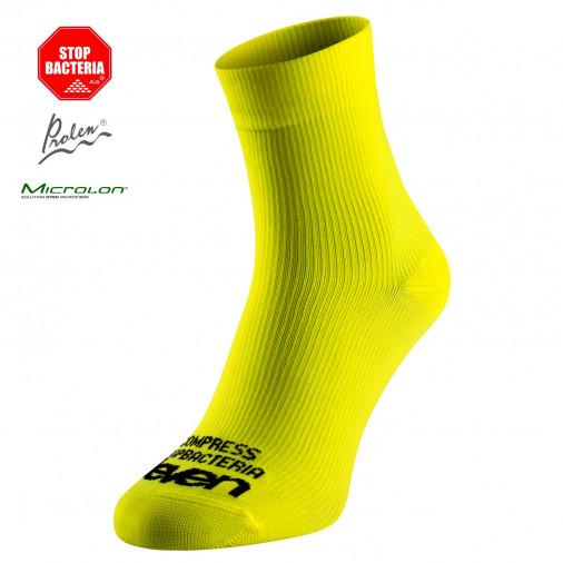 Compression socks Strada Giallo