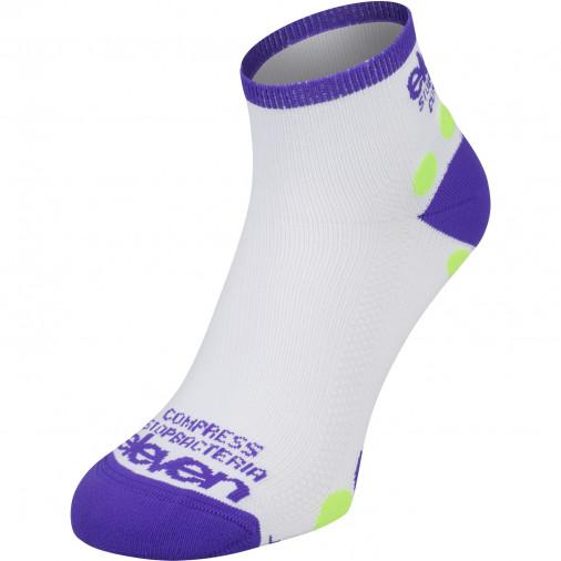 Compression socks Loka White