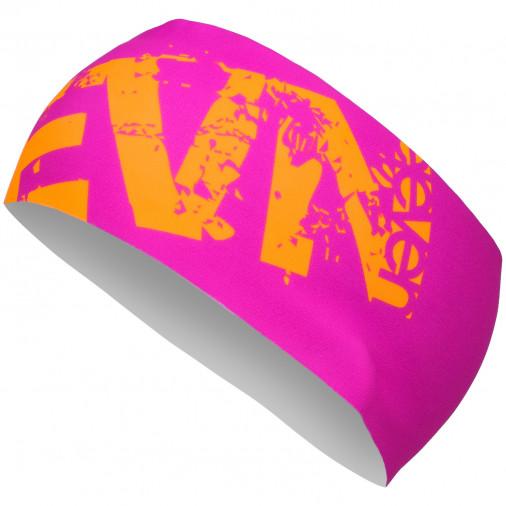 Headband ELEVEN HB Dolomiti EVN Pink