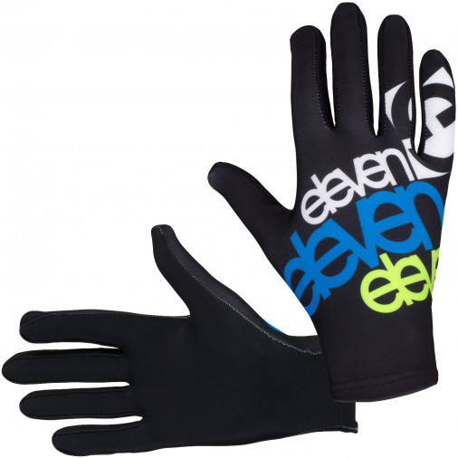 Running gloves ELEVEN Black