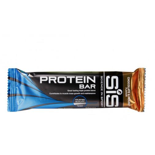 SIS atjaunošanās batoniņš Rego Protein šokolādes/zemesriekstu 55g