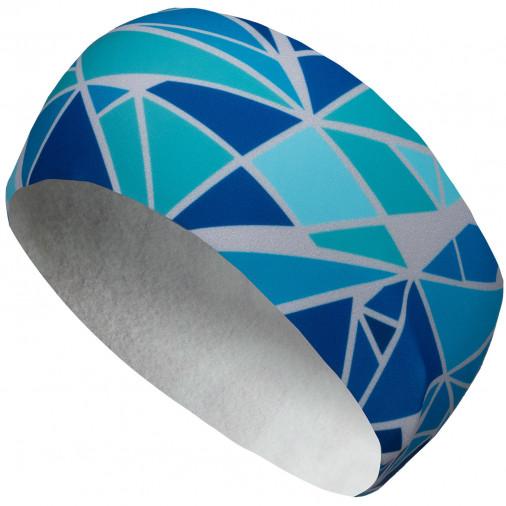 Headband ELEVEN HB Dolimiti Outline Turquoise
