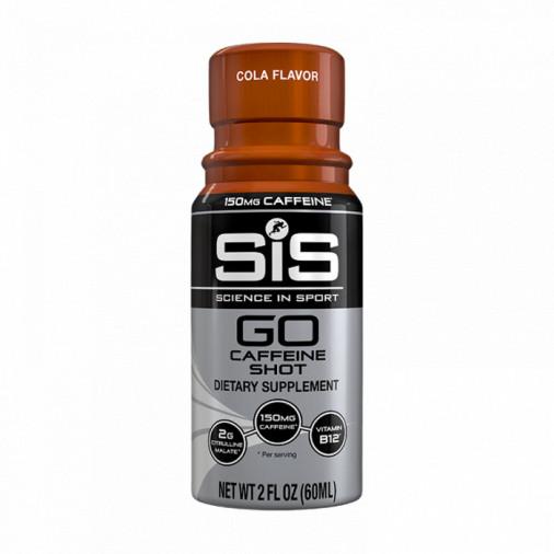 SIS enerģijas dzēriens SIS GO CAFFEINE SHOT 60ml kola