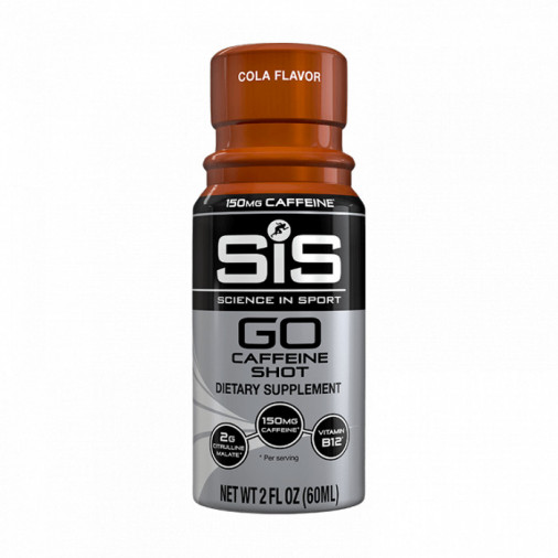 SIS SIS GO CAFFEINE SHOT 60ml COLA