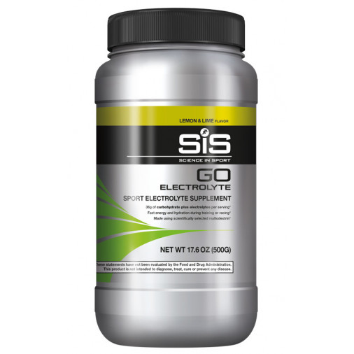 SIS Go Electrolyte 500g Lemon & Lime
