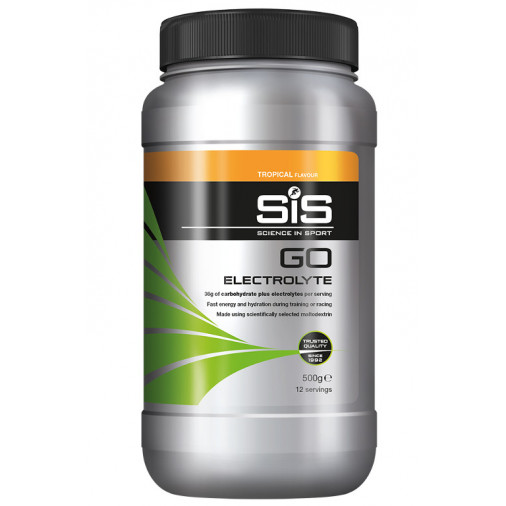SIS Go Electrolyte 500g Tropical