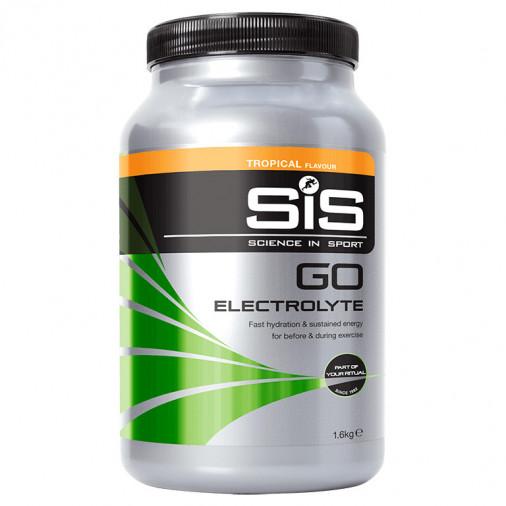 SIS Go Electrolyte 1.6kg Tropical