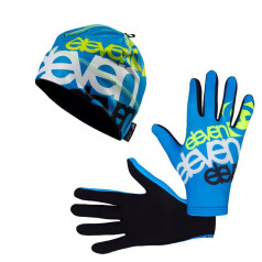 ELEVEN set F2925 running gloves + beanie