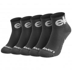 ELEVEN socks HOWA grey 5 pack