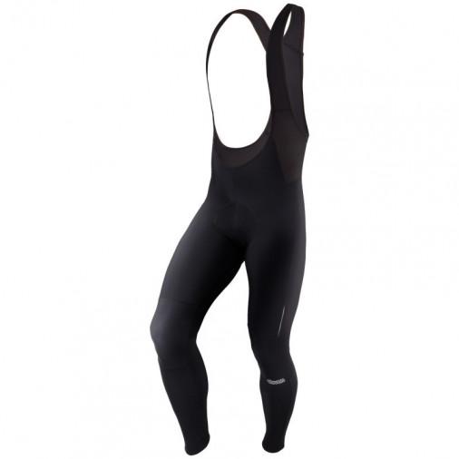 Cycling long pants MIRROR THERMO black