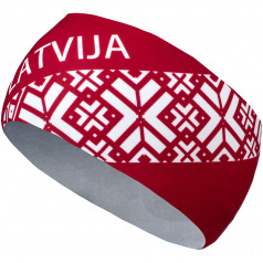 Headband ELEVEN HB Dolomiti LATVIJA red
