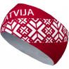 Headband ELEVEN HB Dolomiti LATVIJA red
