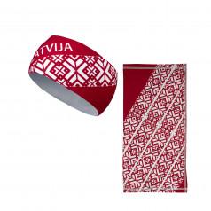 Headband and sport scarf Latvia