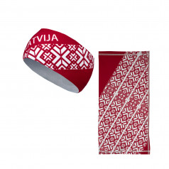 Galvas saite un sporta šalle Latvija