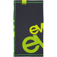 Multifunctional sports scarf ELEVEN Team EVN grey