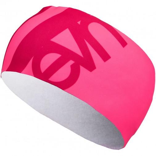 Headband Eleven HB Dolomiti Stars pink