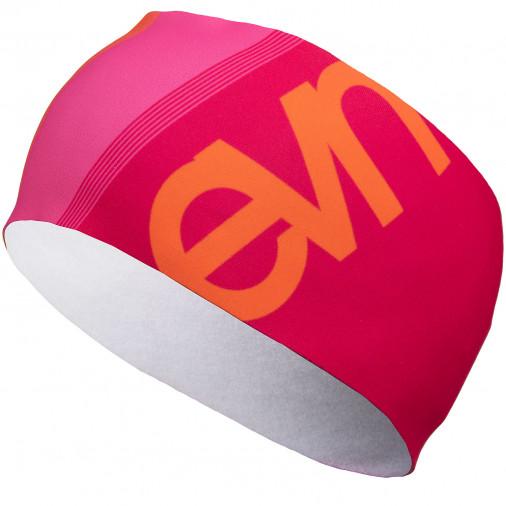 Headband Eleven HB Dolomiti Mono pink/orange