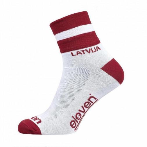 Sporta zeķes Latvija karogs HOWA