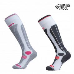 Combo set LAHTI winter socks two pairs dark + light