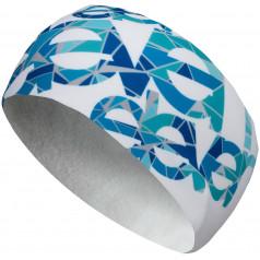 Headband ELEVEN HB Dolomiti Outline white/turquoise