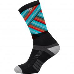 Socks with print SUBA