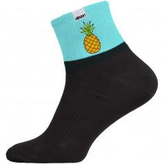 Socks with print HUBA
