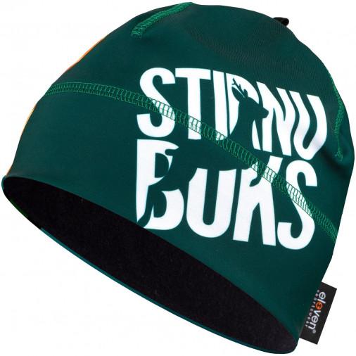 Stirnu Buks 2019 cepures zaļas