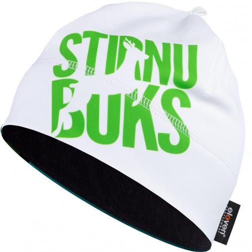 Sporta cepure Stirnu Buks 2019 balta