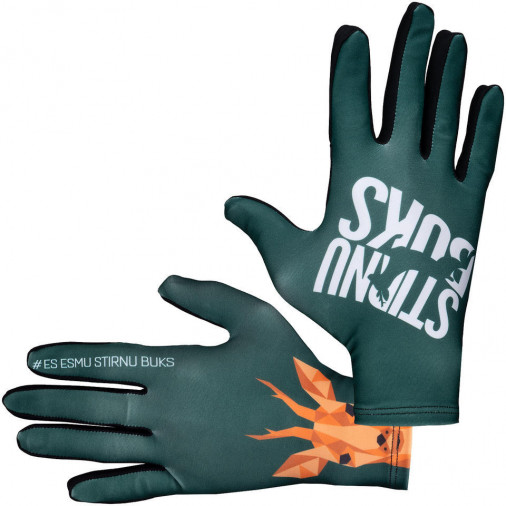 Running gloves STIRNU BUKS 2019 white