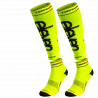 ELEVEN set LUCA FLUO compression socks + sleeves