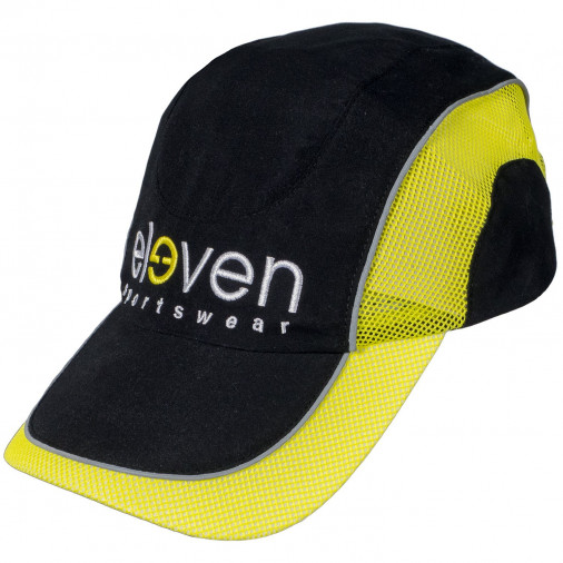 Sports cap ELEVEN BLACK