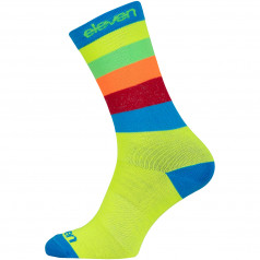 Colorful sports socks SUURI+ Fluo