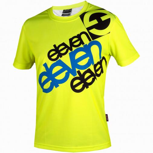 Sports tshirt John Fluo F11