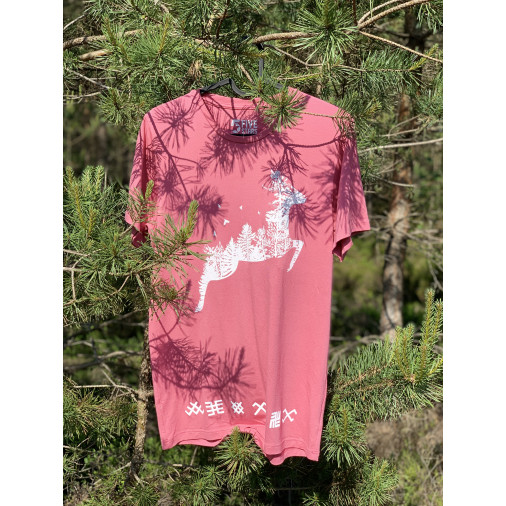 t shirt ROE BUCK SB1