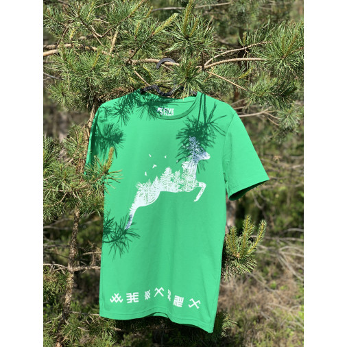t shirt ROE BUCK SB1
