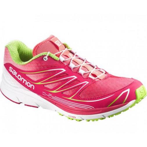 SALOMON running shoes SENSE MANTRA 3 W pink