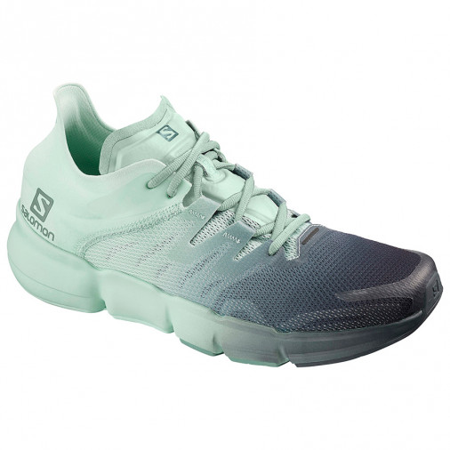 SALOMON shoes Predict RA W light blue/grey